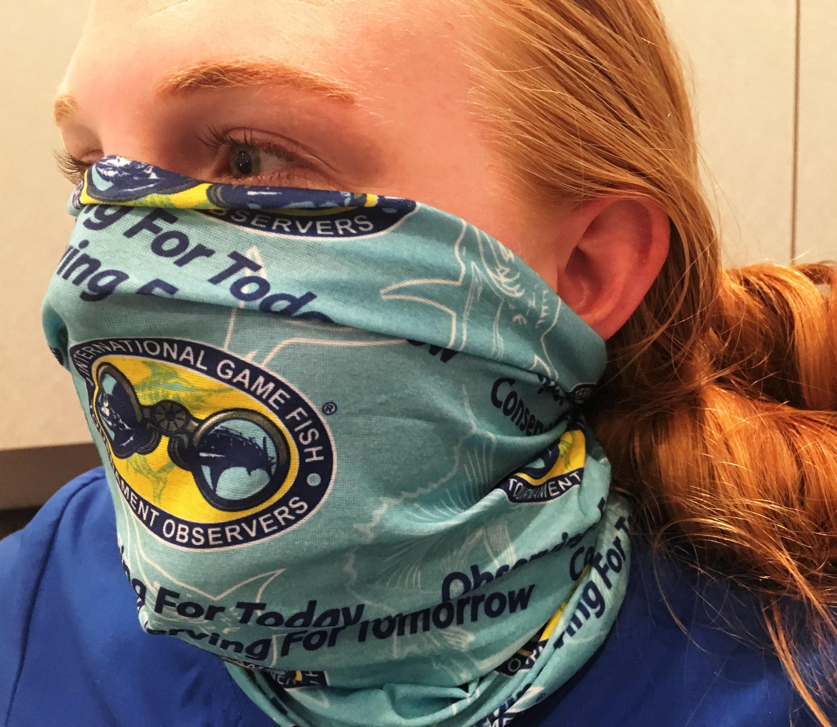 IGFTO branded Hoo Rag (face mask)<p>$13